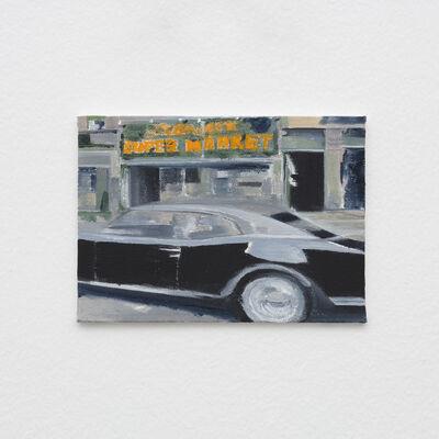 Alberto Casais, 'Black Adonis', 2020