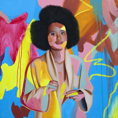 Kim Leutwyler, 'Agolley', 2020
