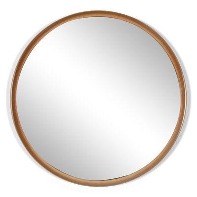 Osten Kristiansson, 'Mirror with oak frame', 1960's