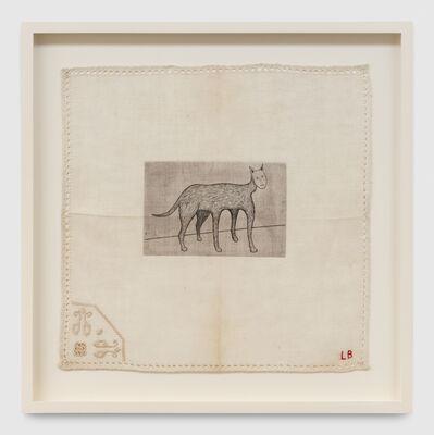 Louise Bourgeois, 'Self-Portrait', 2007