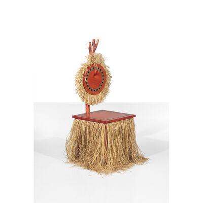 Elizabeth Garouste, 'Prince Imperial, Chair', 1985