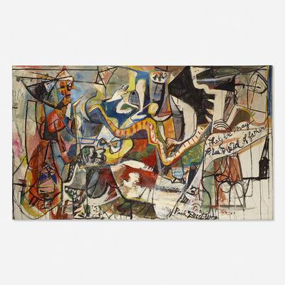 Paul Burlin, 'Untitled', 1946-47