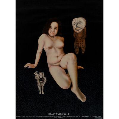 Chéri Samba, 'Beauté virginale', 2015