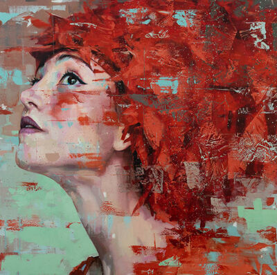 Silvio Porzionato, 'Dreamers #redseries27', 2018
