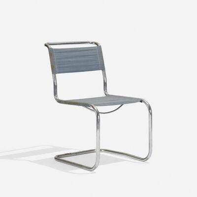 Marcel Breuer, 'B33 Side Chair', 1929