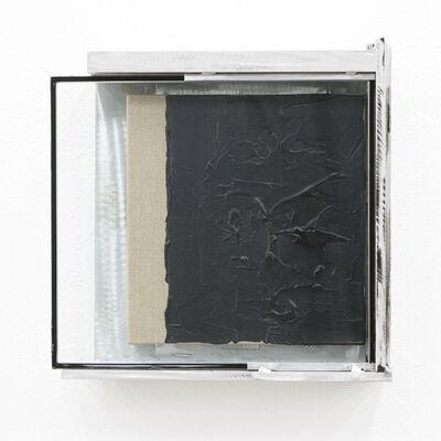 Pedro Cabrita Reis, 'Les Couleurs Suite (the small ones), The Blacks # 2', 2017