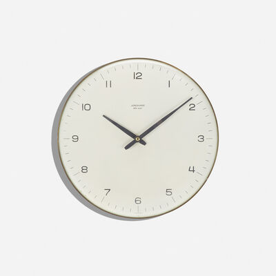 Max Bill, 'Clock', 1956