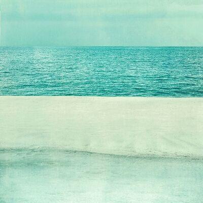 Thomas Hager, 'Beach, Water, Sky, 1/10', 2017