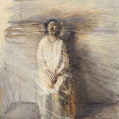 Celia Paul, 'Kate in White, Spring', 2018