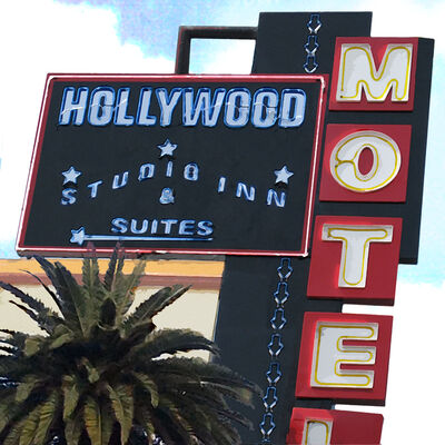 Michael Giliberti, 'Hollywood Suites', 2017