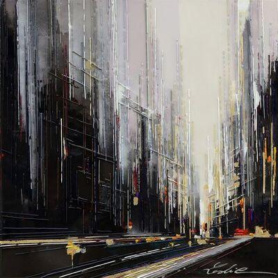 Leslie Berthet Laval, 'Urban city 5', 2019