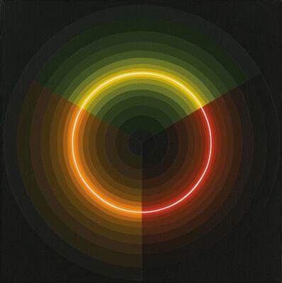 Horacio Garcia-Rossi, 'Couleur Lumière', 1991