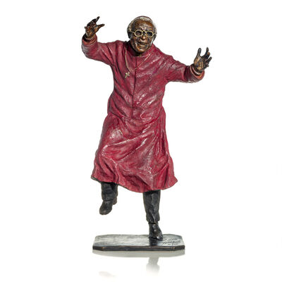 Barry Jackson, 'Archbishop Desmond Tutu', 2019