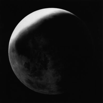 Robert Longo, 'Untitled (Moon in Shadow)', 2006