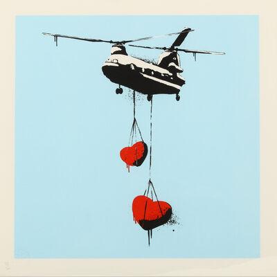 Martin Whatson, 'Mini Chinook Hearts'