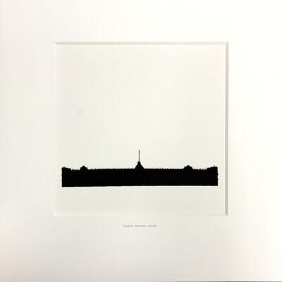 Edwin Monsalve, 'Sin título (Parlamentos-México)', 2020