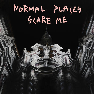 "Alejandro Monge, '""Normal places scare me""', 2020"