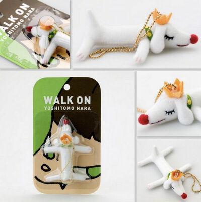 Yoshitomo Nara, 'Pupking Plush Keychain', 2015