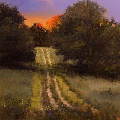 Mikel Wintermantel, 'Up the Hill '