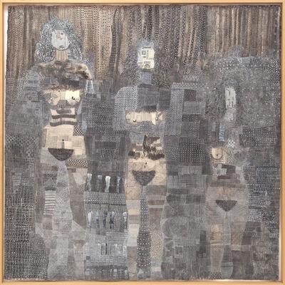 Huguette Caland, 'Christine', 1995
