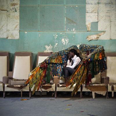 Laeila Adjovi, 'Malaïka Dotou Sankofa #3bis', 2017