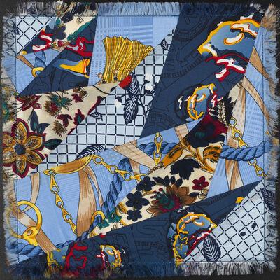Stephen Wilson, 'Luxury Quilt Study 1', 2019
