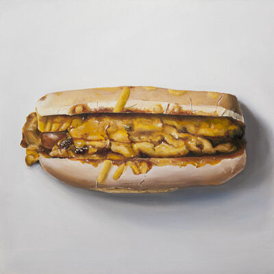 James Zamora, 'Chili Cheese', 2014