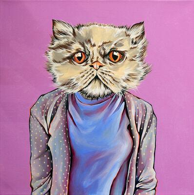 Kaitlin Ziesmer, 'Smoosh Faced Cutie', 2015