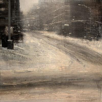 Alejandro Quincoces, 'Nive Pisada', 2019