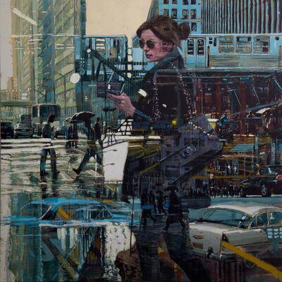 William Acosta, 'Camuflaje #8', 2018