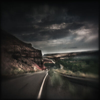 Susan Burnstine, 'Heading West'