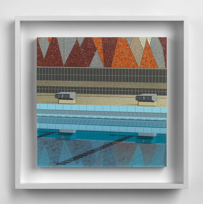 Lucy Williams, 'Reflecting Pool #2', 2020