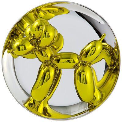 Jeff Koons, 'Balloon Dog (Yellow)'