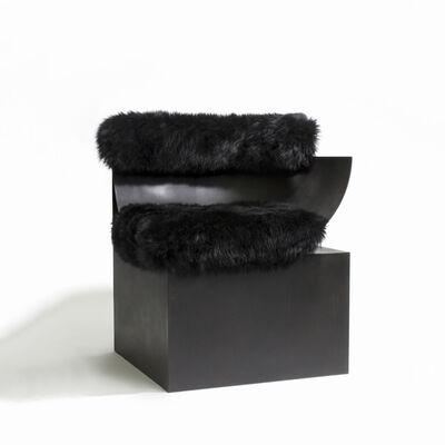Christopher Stuart, 'Glitch 8 Chair Left', 2017