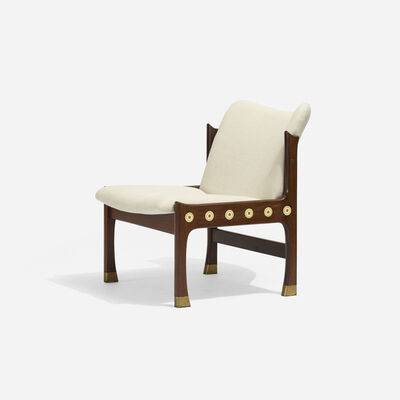 Ib Kofod-Larsen, 'Lounge Chair From the Megiddo Collection', c. 1971