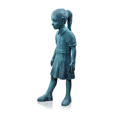 Kim Simonsson, 'Model For A Monument (Girl)', 2018