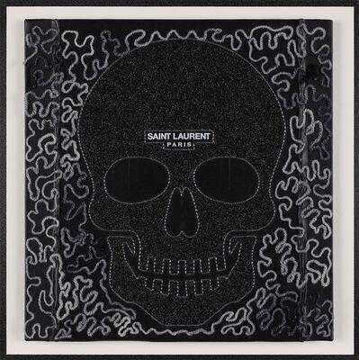 Stephen Wilson, 'SL Skull (Black)', 2019