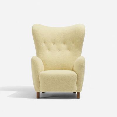 Fritz Hansen, 'Lounge Chair', c. 1938