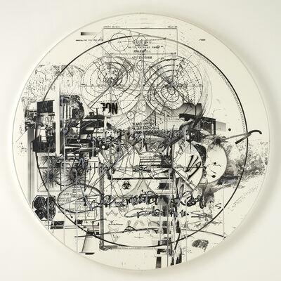 Hiroki Tsukuda, 'Remnant Seal 03', 2021