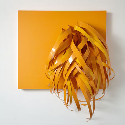 Licia Galizia, 'Fonte Gialla', 2018