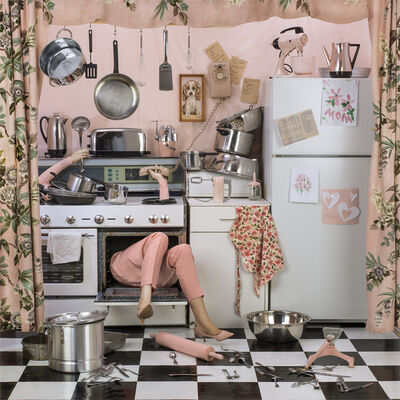 Patty Carroll, 'Cooking the Goose', 2020