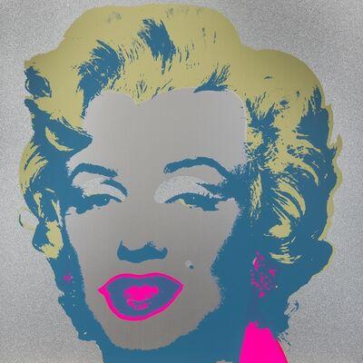 After Andy Warhol, 'Marilyn Monroe (Sunday B. Morning)', 2012