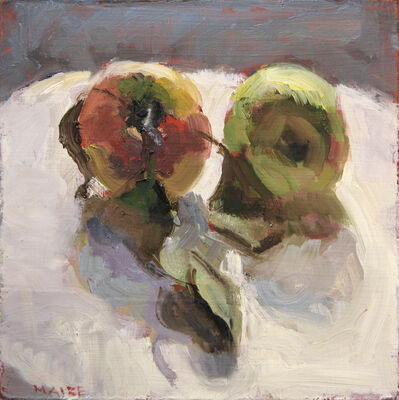 Catherine Maize, 'Two Apples', ca. 2018