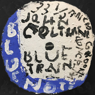 Kerry Smith, 'John Coltraine / Blue Train', 2020