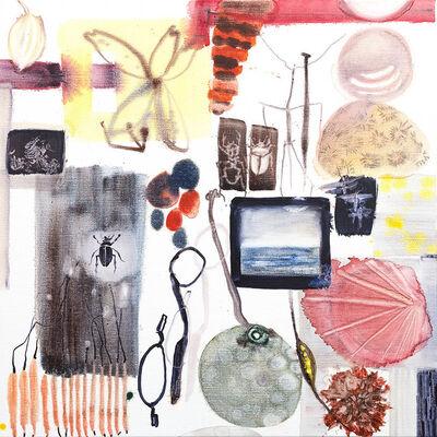 Allyson Reynolds, 'Pink Shell', 2017