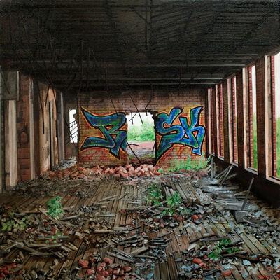 Jessica Hess, 'RISK', 2015