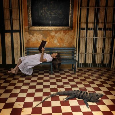 Tom Chambers, 'Afternoon with Octavio', 2010