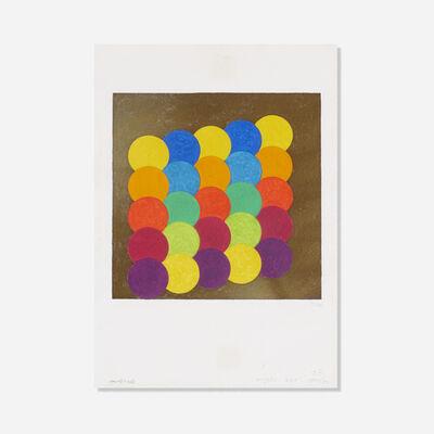 Herbert Bayer, 'Molecule', 1971