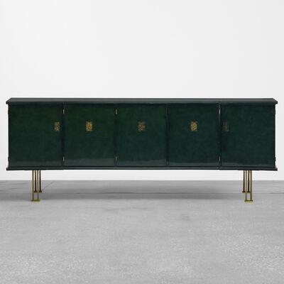 Jean Leleu, 'cabinet', c. 1960
