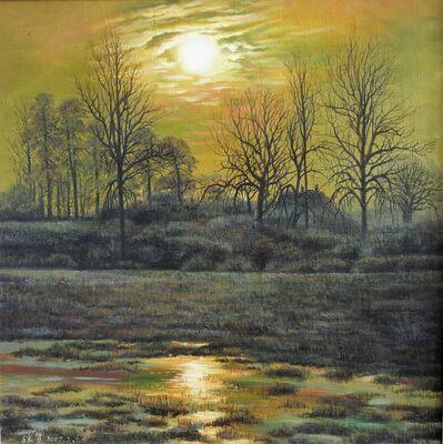 Zhang Shengzan 张胜赞, 'Moonlight', 2007